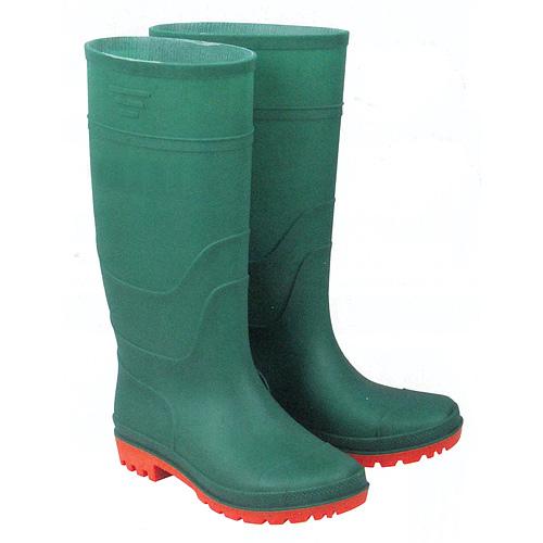 Cizmy boots Ginocchio, čierna 38, Pvc
