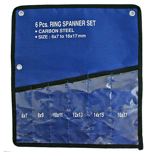 Obal Tetron 07, Blue, na vidlicový, s číslom