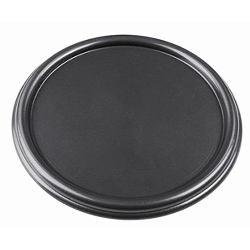 Podstavec LA523-04 okrúhly 200, čierna