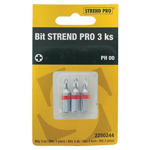 Bit STREND PRO, PH 02, bal. 3 ks