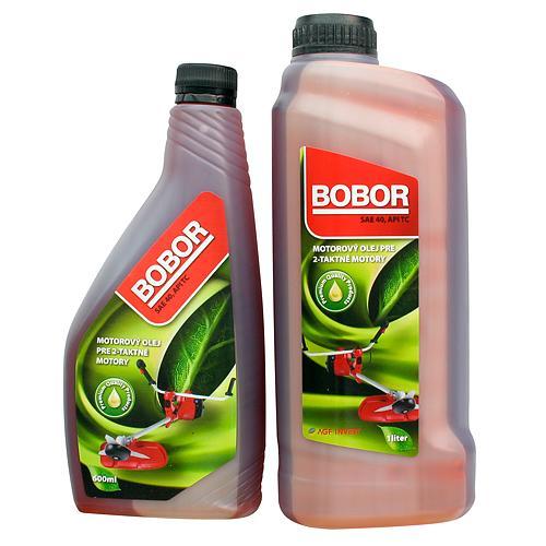 Olej Bobor Garden 2TC, 0100 ml, SAE40 API TC