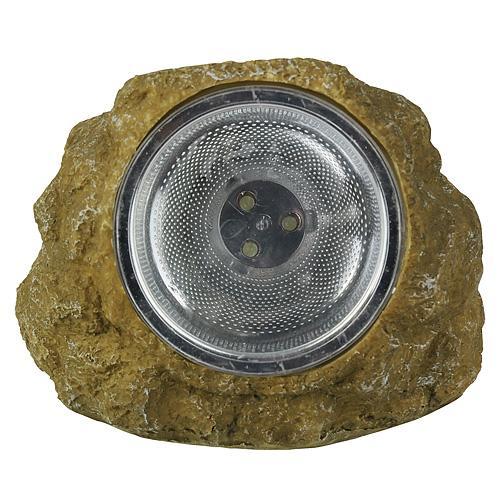 Lampa Solar Naos, 12x15x13 cm, 3 LED, AA