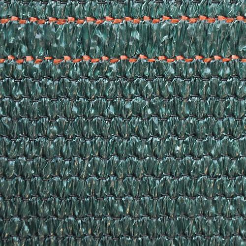 Tkanina PRIVAT.NET 1,5x50 m, HDPE, UV, 230 g/m2, 95%, zelená