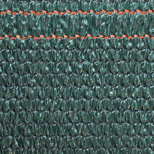 Tkanina PRIVAT.NET 1,5x10 m, HDPE, UV, 230 g/m2, 95%, zelená