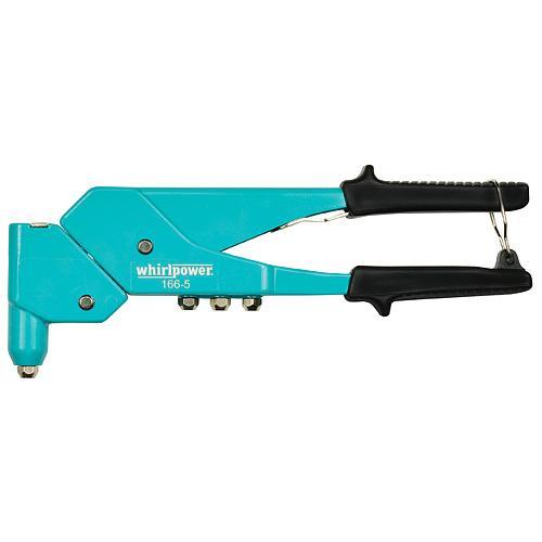 Klieste whirlpower® 166-5 280 mm, nitovacie, s otočnou hlavou