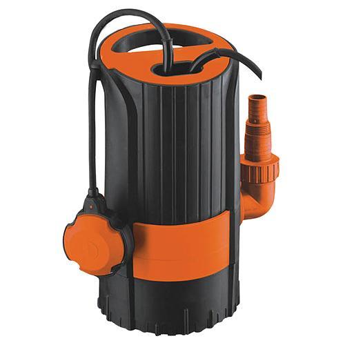 Cerpadlo STREND PRO TWP-750, 750W, 12500 l/h, 8 m, 1/8/35 mm