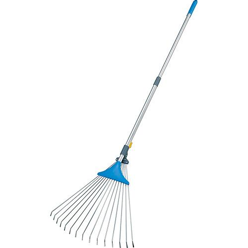 Hrable AQUACRAFT® 380331, záhradné, nastaviteĺné s násadou Alu