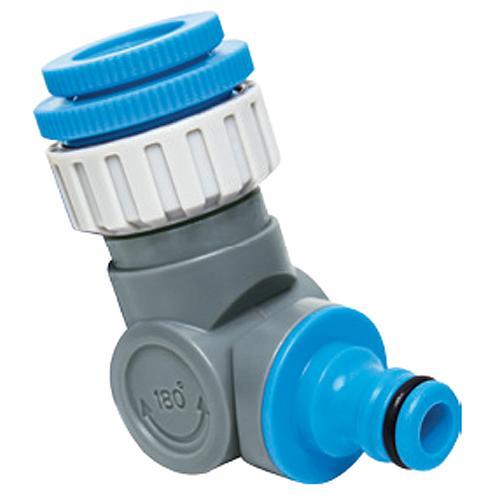 """Adapter AQUACRAFT® 550342, 1/2""""-3/4""""-1"""", 360, 180, samec"""