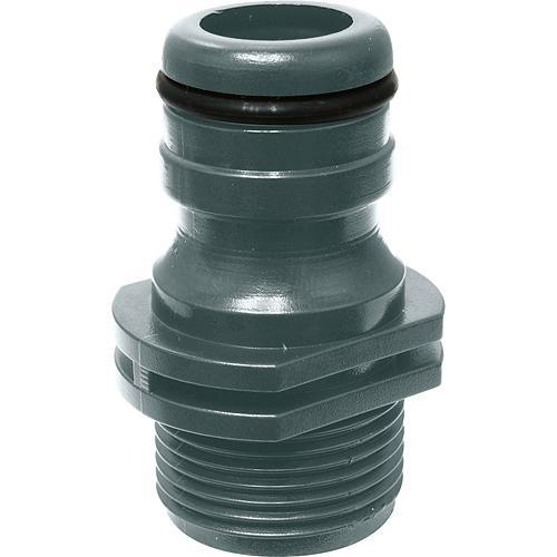 """Adapter AQUACRAFT® 550940, MAX-Flow, 3/4"""""""
