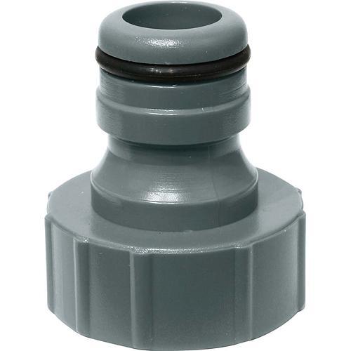 "Adapter AQUACRAFT® 550981, MAX-Flow, 3/4""x1"", na hadicu"