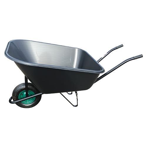 Furik Greenlawn Nero 180 lit, plast, záhradný, čierny