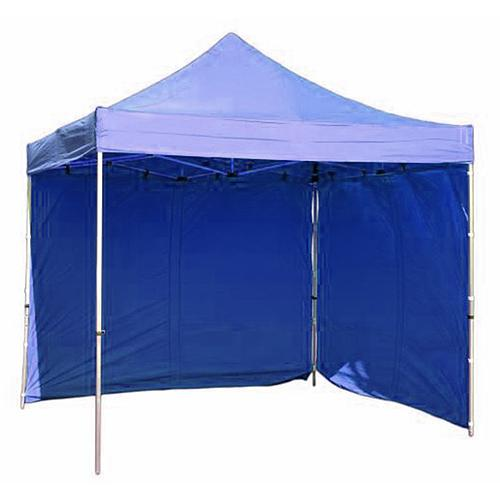 Stan FESTIVAL, 3x3 m, modrý, Profesionál, plachta UV odolná, bez steny