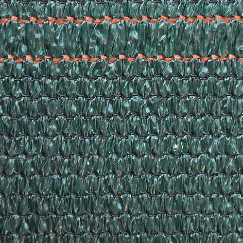 Tkanina PRIVAT.NET 1,0x50 m, HDPE, UV, 230 g/m2, 95% zelená