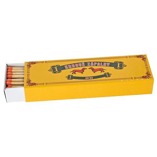 Zapalky Kenwex 1100006, 150 mm, krbové, bal. 40 ks