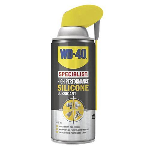 Sprej WD-40® 400 ml, Specialist HP Silicone Lubricant