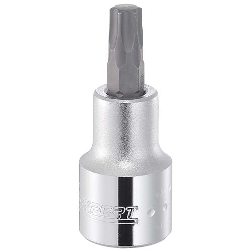 "Hlavica Expert E031919, T25 mm, TORX, zástrčná, 1/2"""