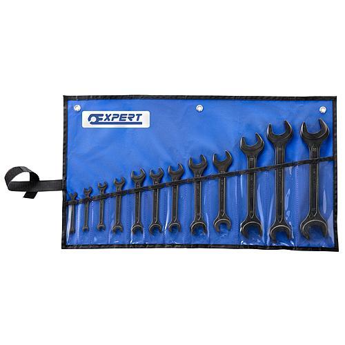 Sada kľúčov Expert® E114040, 12 dielna, DIN 895, vinyl