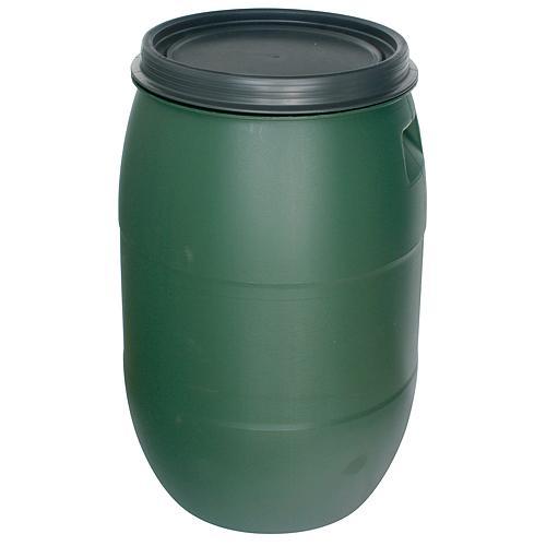 Barel Pannon EN11604, 220 lit, 471 mm, zelený, HDPE