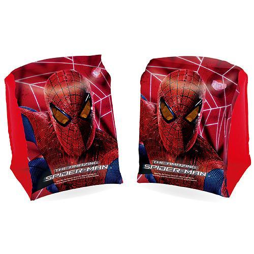 Rukavniky Bestway® Spiderman, 23x15 cm, nafukovacie