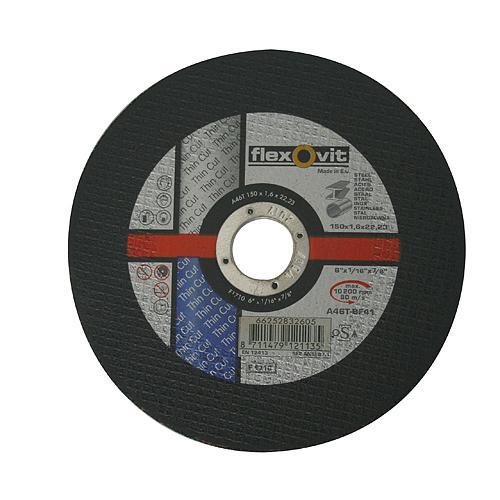 Kotuc flexOvit ThinCut F1710 150x1,6 A46R-BF41 oceľ, nerez