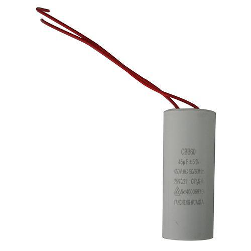 YT-250/500, capacitors