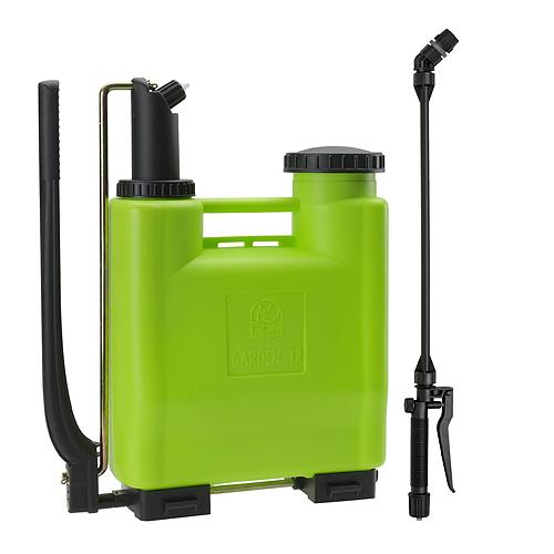 Postrekovac dimartino® Garden 12, 11.00/11.60 lit, 2/5 bar, nyplen, HERMETIC 100%, teleskopická tyč 70-110cm, chrbtový