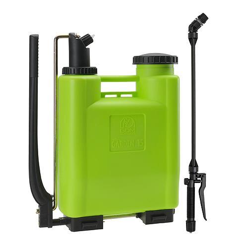 Postrekovac dimartino® Garden 15, 13.50/14.25 lit, 2/5 bar, nyplen, HERMETIC 100%, teleskopická tyč 70-110cm, chrbtový