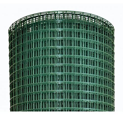 Pletivo zvárané 4-hr PVC 19/1,4/0,95 mm, 0500 mm, L-10 m, záhradné