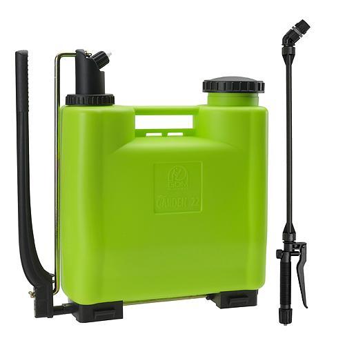 Postrekovac dimartino® Garden 22, 19.00/20.25 lit, 2/5 bar, nyplen, HERMETIC 100%, teleskopická tyč 70-110cm, chrbtový