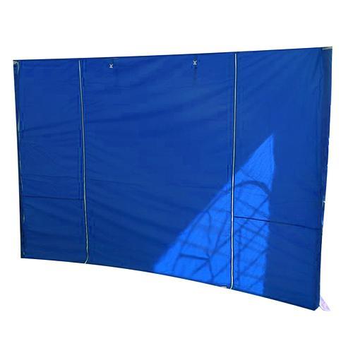 Stena MONTGOMERY, 300x300 cm, modrá, pre stan