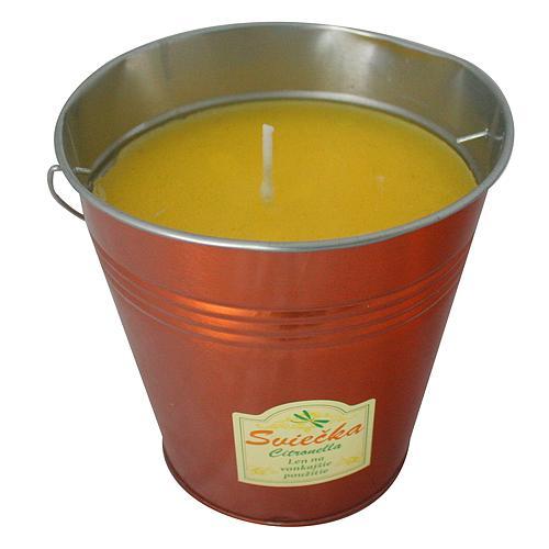 Sviecka Citronella Bucket 610 g, vedierko