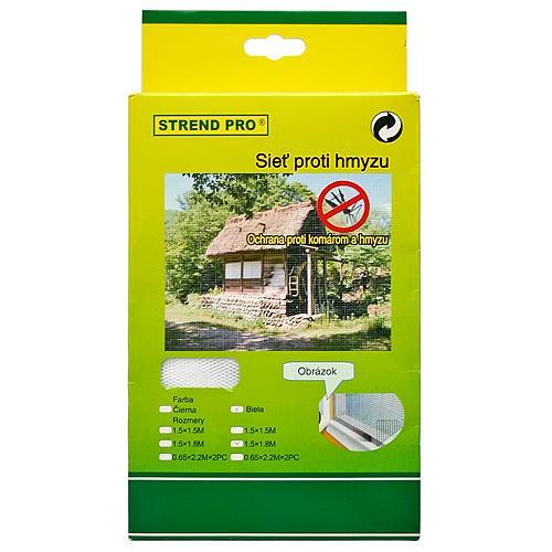 Siet PM 220x075 mm, proti hmyzu, PE, na balkón