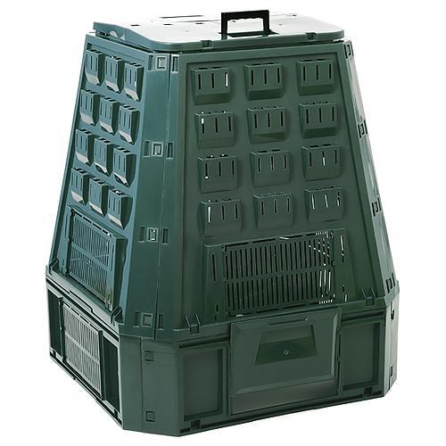 Komposter EVOGREEN, 630 lit, zelený