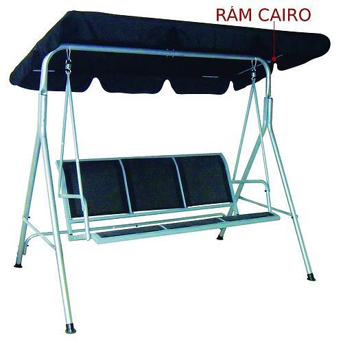 Ram CAIRO, strechy, T11, T12