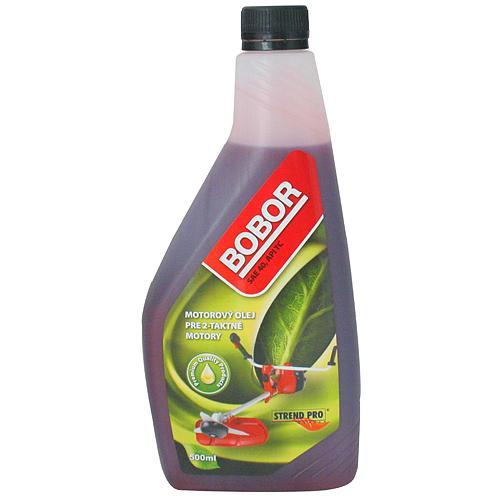 Olej Bobor Garden 2T, 500 ml