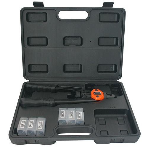 Klieste Strend Pro BT-605, 330 mm, nitovacie, pre matice, v kufri