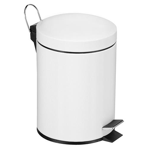 Kos Easyhome PD-19 03 lit, biely, s pedálom