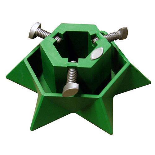 Stojan STAR, 395 mm, plastový, na stromček, 90 mm/2.5 m