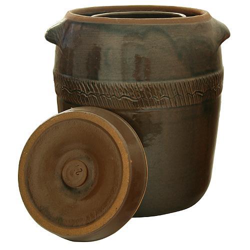 Sudok Ceramic 10 lit, na kapustu