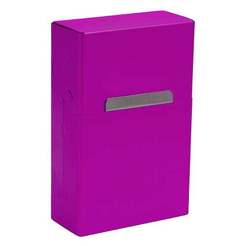 Krabicka Cigarilo, na cigarety, fialová