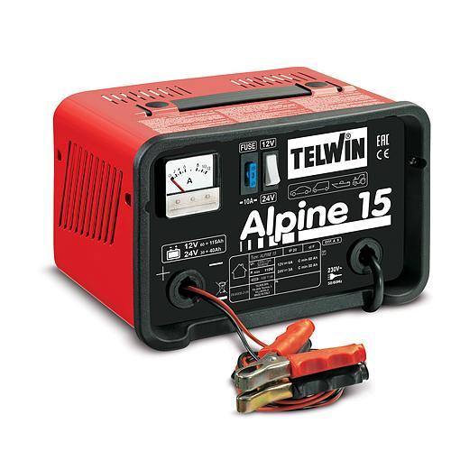 Nabijacka Telwin Alpine 15, 230V, 12-24V
