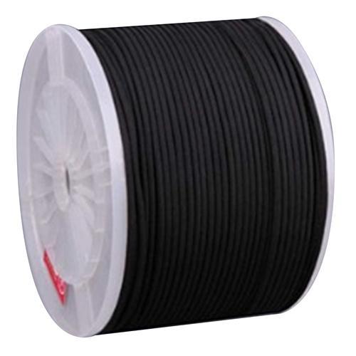 Lano Strend Pro R100, 10 mm, 60 m, Guma čierna