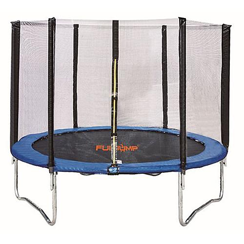 Trampolina Skipjump XT08, 240 cm, sieť, rebrík
