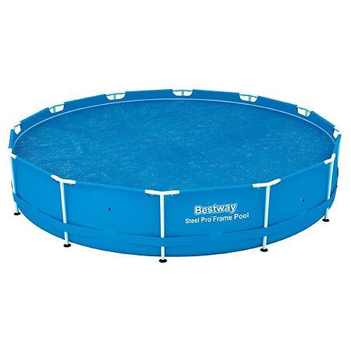 Plachta Bestway® 58242, 3,66 m, solárna, bazénová