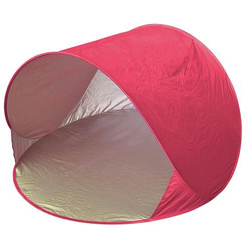 Stan CARTAGENA, červený, 150x85 cm, plážový