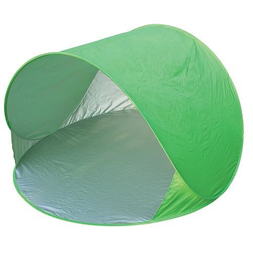 Stan CARTAGENA, zelený, 150x85 cm, plážový