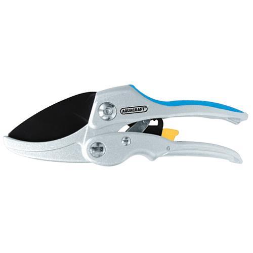 Noznice AQUACRAFT® 330120, Premium, záhradné, račňové, Alu/SoftGrip