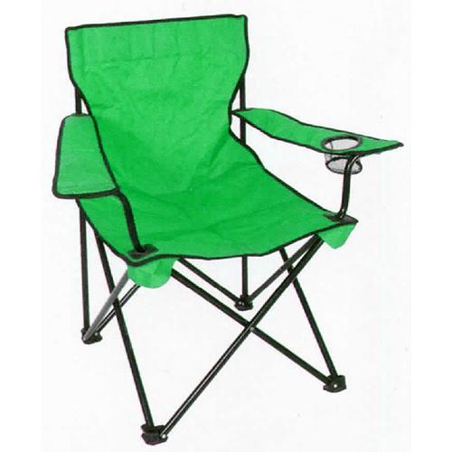 Stolicka Strend Pro BC2012A, skladacia, zelená, 53x53x90 cm, 120 kg
