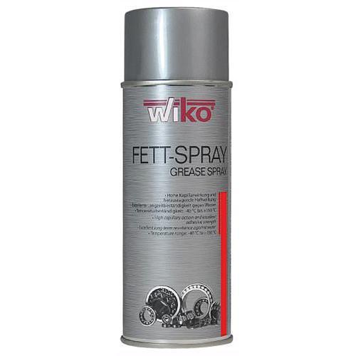 Sprej Wiko® AFES.D400, 400 ml, mastný tuk