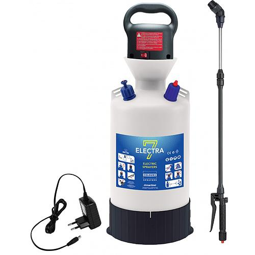 Postrekovac dimartino® ELECTRA 7, elektrický, 12V